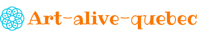 Logo for arts-alive-quebec.ca